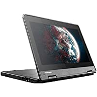 ThinkPad Yoga 11.6 HD Touchscreen IPS Business Laptop Chromebook, Intel Celeron Quad Core up to 2.08GHz, 4GB Ram, 16GB SSD, 4GB DDR3, USB 3.0, 802.11ac, Bluetooth, HDMI, Webcam, Chrome OS