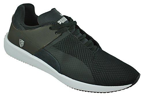 abdf2d2894e PUMA F116 SF Scuderia Ferrari Unisex Sneaker Sport Shoes Black