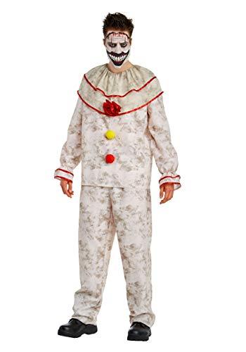 Palamon American Horror Story Twisty The Clown Adult Costume (XL 50)