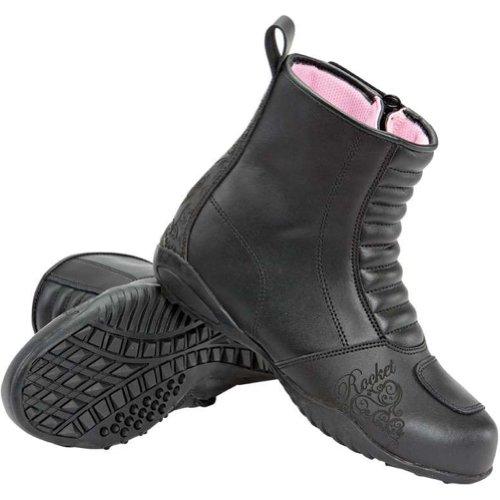 Joe Rocket Women's Trixie Boots (Black, Size 8)