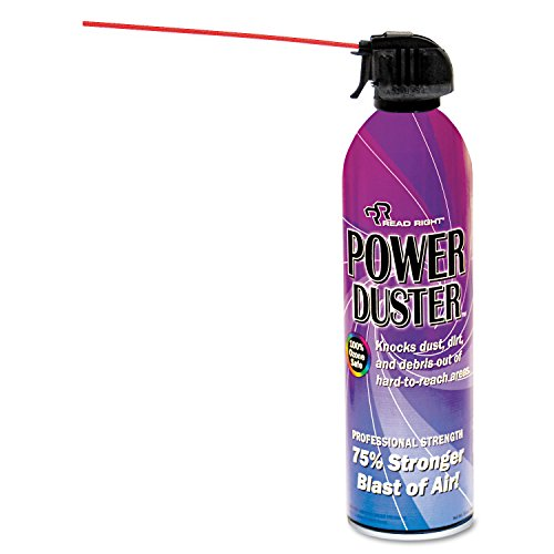 Read Right Pc Duster - Read Right RR3530 - Power Duster, 10oz Can-REARR3530