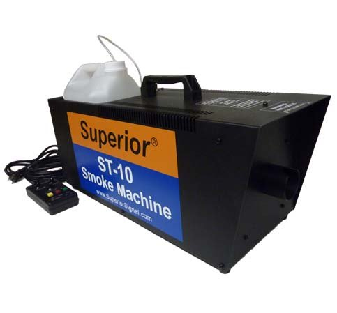Superior Signal ST-10 Electric Smoke Machine by Superior Signal