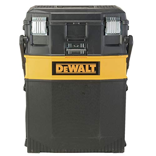 - DEWALT DWST20880 Multi-Level Rolling Mobile Work Center