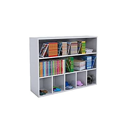 Whitney Brothers Cubby And Shelf Cabinet Childrens Storage Furniture
