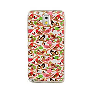 Purchase Sleek IMD Gel TPU Case for Samsung Galaxy Note 3 N9005 N9002 N9000
