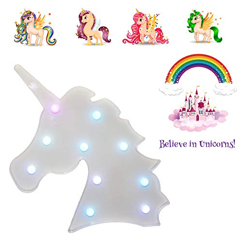 Super Cute Unicorn Light