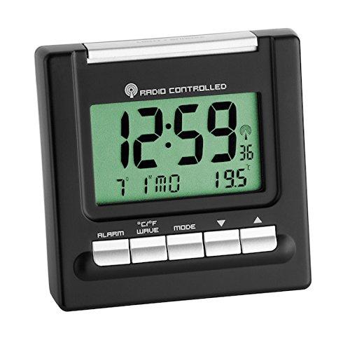 TFA 98.1087sveglia radio Controlled Alarm Clock TFA-Dostmann