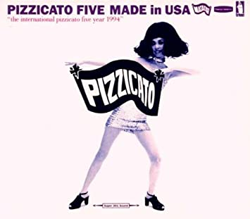 amazon made in usa pizzicato 5 輸入盤 音楽