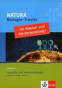 Natura Biologie-Trainer Oberstufe. Genetik und Immunbiologie. CD-ROM für...