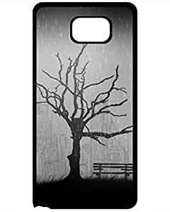 Animation game phone case's Shop Best 1801518ZA934370592NOTE5 Custom Personalized Limbo Ruins Of City Cover Hard Plastic Samsung Galaxy Note 5 Case