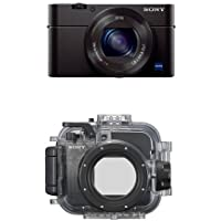 Sony RX100IV w/Underwater Housing