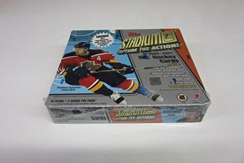 - 2000/01 Topps Stadium Club Hockey Box (Retail) (16/4)