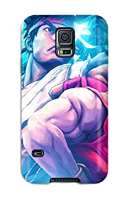 Andrew Cardin's Shop Fashion Protective Street Fighter Case Cover For Galaxy S5