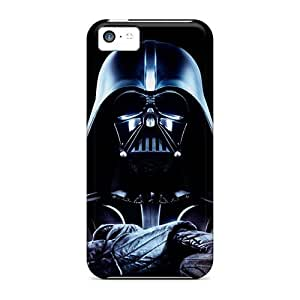 Tpu NikRun Shockproof Scratcheproof Darth Vader Hard Case Cover For Iphone 5c