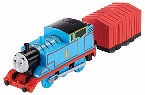 Thomas and Friends Trackmaster Revolution Motorized Engine Trains Mattel Sets Trackmaster Thomas- BML06 from Unbranded
