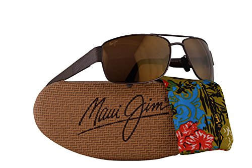 Maui Jim Ohia Sunglasses Copper w/Polarized Bronze Lens MJ703-01M by Maui Jim