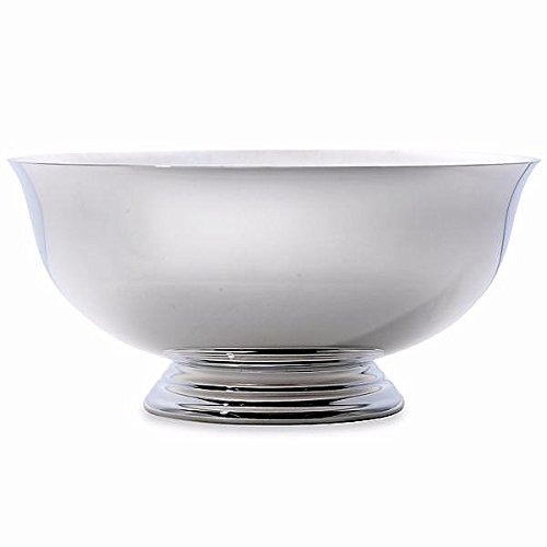 Classic Sterling Silver Paul Revere 10-Inch Serving Bowl