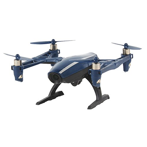 iOS /& Android Phone Control Gift For Children Gecoty UDI U28W FPV Drone 2.4G 4CH Altitude Hold Mode 3D Flip Headless RC Quadcopter with Wifi 720P 120/° Wide-angle HD Camera RTF