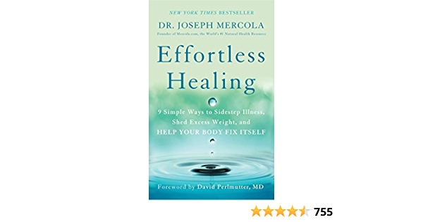 Effortless Healing: 9 Simple Ways to Sidestep Illness, Shed ...