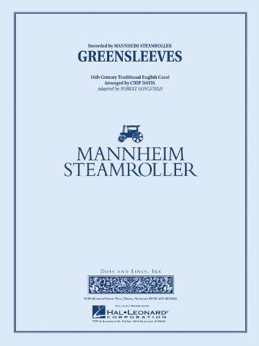 Greensleeves: Mannheim Steamroller String Orchestra - Score & Parts ()