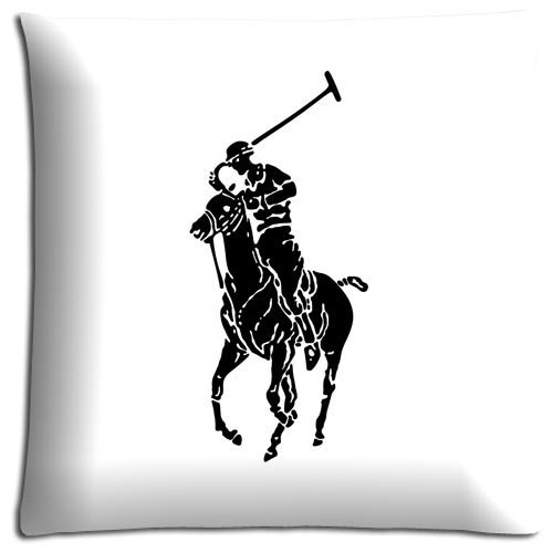 18x18 inch 45x45 cm bedding pillow protector case Cotton & Polyester Beautiful Health Ralph Lauren