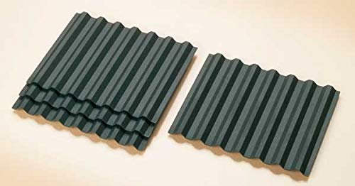Auhagen 41613 Trapezoidal Roof Sheets Modelling Kit