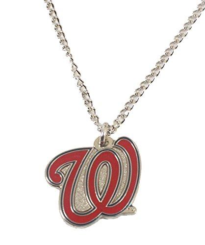 Washington Nationals Pendant Necklace from aminco
