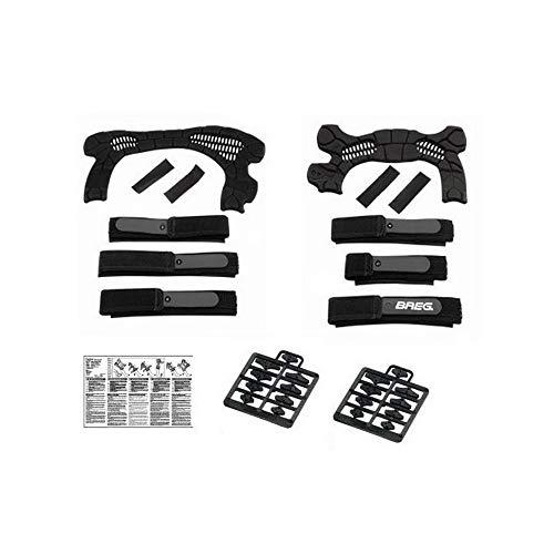 - Breg Fusion OA Plus Knee Brace Refurbish Kit (Left Knee, Large)