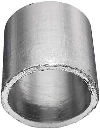 排気管ガスケットベスパGts Gtv Ie Gt Sスーパー125 250 300 Ccサイレンサーシールマフラーアクセサリーホンダ用スペアパーツ-シルバー