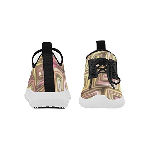 Men Dolphin skull Shoes for 2 Running Light Ultra Banner InterestPrint ZBw0qw