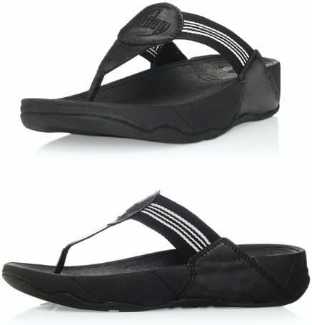 Fitflop Walkstar Black Size 4: Amazon