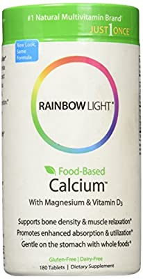 Rainbow Light - Food-Based Calcium