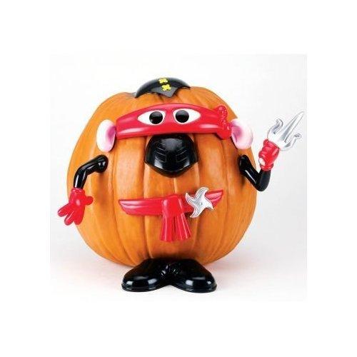 Mr. Potato Head: Make a Ninja Pumpkin -