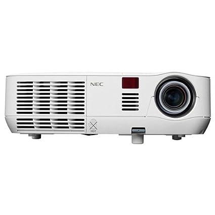 amazon com nec np v300w dlp projector 3d ready 3000 ansi rh amazon com Old NEC Projectors Cables NEC VT 47 Projector Manual