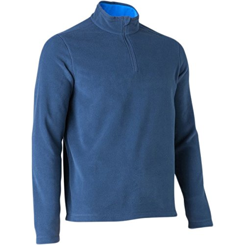 Quechua-Forclaz-50-Fleece-Mens-Navy-Blue