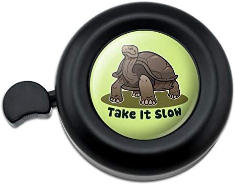 Tortoise Take It Slow Turtle 自転車ハンドルバー自転車ベル