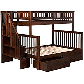 Amazon Com Custom Kids Furniture House Double Bunk Beds With