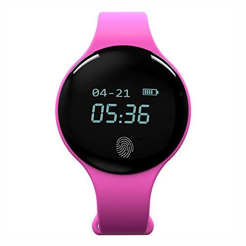 - YEZIJIN Smart Waterproof Bluetooth Sport Watch Heart Rate Monitor Smart Watch for iOS an Under 10