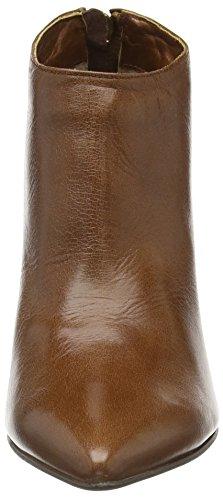 Noe Antwerp Nirma - botas de piel mujer marrón - Braun (CARVI 233)