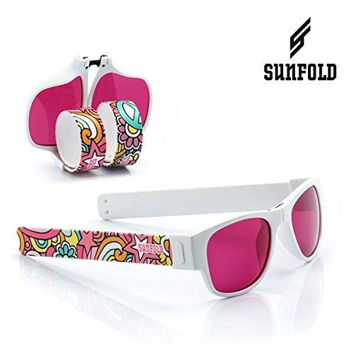 Sunfold Tribu Gafas de Sol Enrollables, Hombre