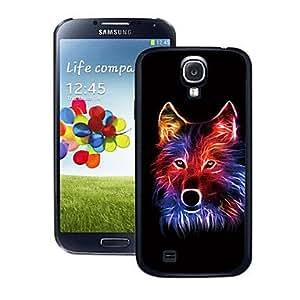 Conseguir Lobo patrón de caso del efecto 3d para Samsung i9500 s4