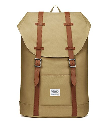 Travel Backpack Casual Hiking&Camping Rucksack School Daypack Laptop Backpack for 15
