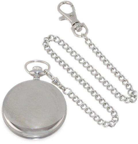 Charles-Hubert-Paris-Open-Face-Mechanical-Pocket-Watch