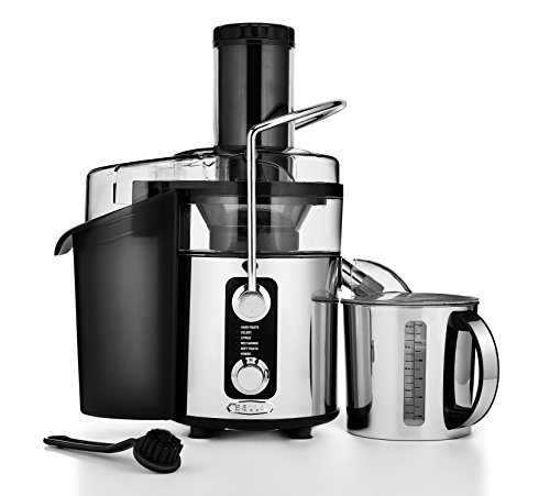 BELLA 13990 5-Speed Juicer Stainless Steel