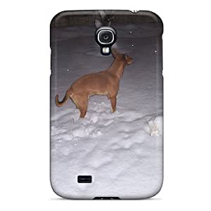 High Quality Sy Snow Walking Cases For Galaxy S4 / Perfect Cases