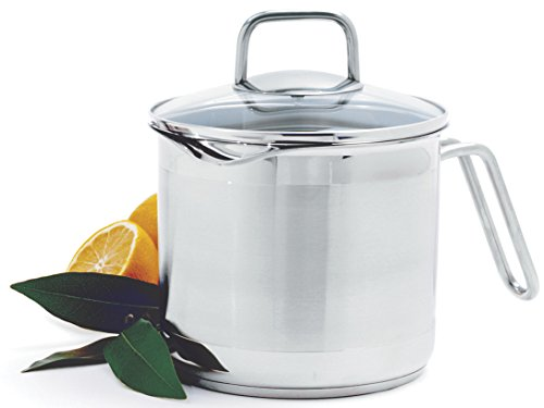 (Norpro 650 8 Cup Multi Pot with Straining Lid, 1.9 Liter, Silver)