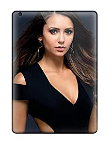 Lovers Gifts New Diy Design Nina Dobrev 2014 For Ipad Air Cases Comfortable For Lovers And Friends For Christmas Gifts 8049178K41128236