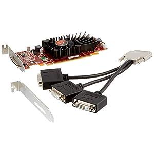 VisionTek Radeon 5450 SFF 512MB DDR3 3M (3X DVI-D) Graphics Card - 900344 41FGwsZnnwL. SS300