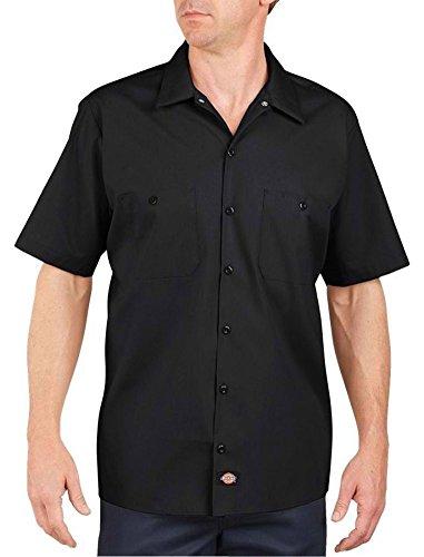 Dickies Short Sleeve Industrial Poplin Shirt