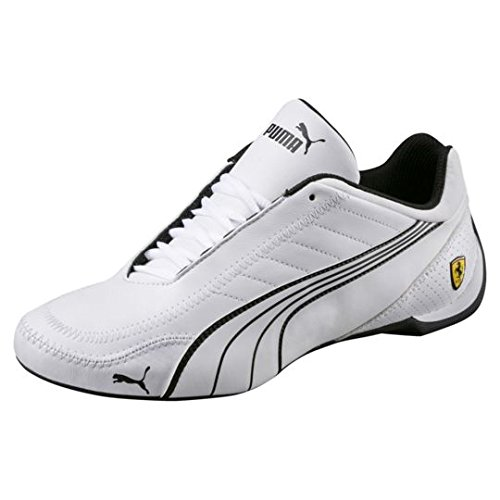 White Kart SF Mens Future Shoes PUMA Driving in Cat Ferrari Athletic 4Ugwnq7
